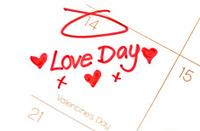 Calendar Series   Valentine's Day 2010