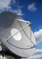 Satellite Dish, Goonhilly, Cornwall, England