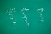 Math Class Chalkboard