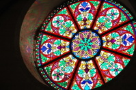 Rosary Window