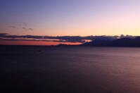 Antalya Marina at Twilight