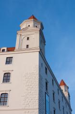 Part of Bratislava Castle