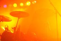 drumkit Equipment on Club Concert