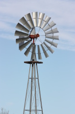 Windmill in Sugar Land, Texas
