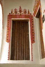 Door in Ghadames, Libya
