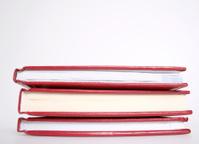 three red books