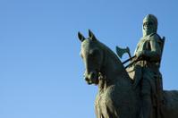 Robert The Bruce Statue, Bannockburn, Scotland.
