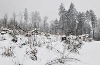 Winter über Iserlohn
