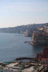 Naples coast view