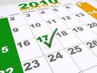 St patrick's day calendar 2010