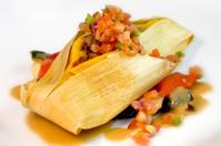 Vegetarian Tamale