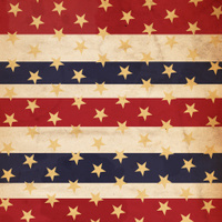 Patriotic Background Paper - XXXL