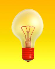 Funny Lightbulb