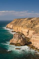 Kalbarri Coastline Cliff