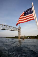 Buzzards Bay Railroad Bridge
