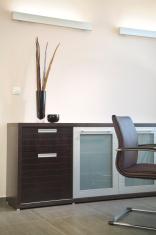 Beautiful and modern office interior design.