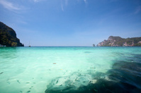 clear water - Thailand