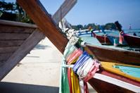 boat array, Thailand