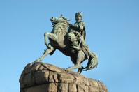 Monument of Bogdan Khmelnytsky