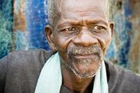 Elderly African Man