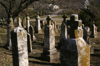 Death on a hillside
