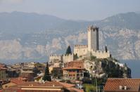 Castle in Malcesine