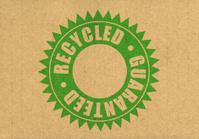 Recycled Guaranteed