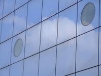 Glass building oblo