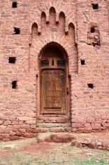 Casbah door