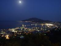 Zakynthos city by night