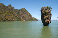 Koh Tabu and Phang Nga Bay