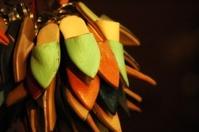 Berber Shoe Keyring
