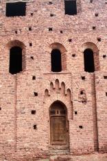 Casbah of Telouet facade