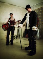 Goth musicians