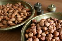 Hazel-nut and Almond