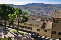 View of San Marino.
