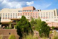 Desert Resort Hotel and Casino behind Southwest Xeroscape