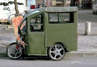 Weird transportation