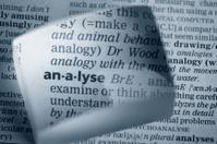 "Definition ""analyse"""