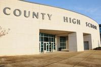 County high school entrance