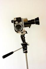 Retro movie camera - Bolex