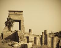 corner of  kanark temple,Luxor,Egypt