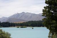 Lake Tekapo Scenic