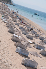Beachview in Turkey