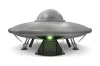 Ufo Landed