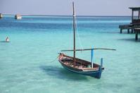 Boat of Maldives