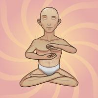 Holy Man Spiritual Meditation