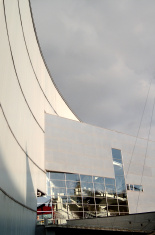 Modern cool building