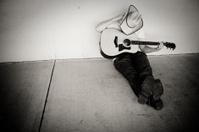 Cowboy & Guitar