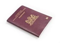 Nederlands Paspoort - Dutch Passport
